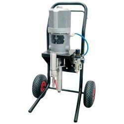 Pompa k30 airless pneumatica a pistone con kit di verniciatura