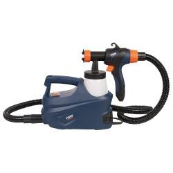 Sistema di verniciatura a spruzzo hvlp 350w - erogazione max 280 g/min - capacità serbatoio 700 ml