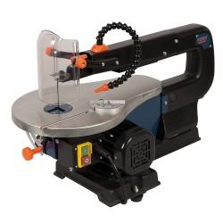 Traforo 90w - velocità 1440 giri/min - taglio 45° 10 mm taglio 90° 40 mm completo di accessori