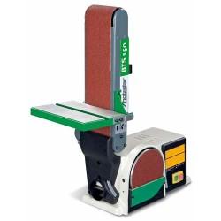 Levigatrice a nastro e a disco bts 150 - 915x100 mm