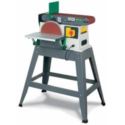 Levigatrice a nastro e a disco bts 250 - 1220x150 mm