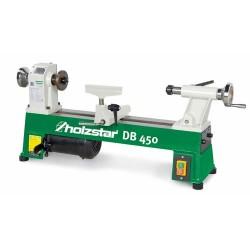Piccolo tornio per legno db 450 - max diametro tornibile 254 mm
