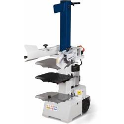 Spaccalegna verticale hs 7-1000 - max forza di fenditura 7 t