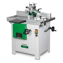 Fresatrice tf 200 se con tavola scorrevole e mandrino orientabile - dimensioni 1000x360 mm