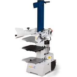 Spaccalegna verticale hs 8-1000 - max forza di fenditura 8 t