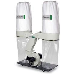 Aspiratore per trucioli saa 3003 - aria aspirata 3910 m³/h