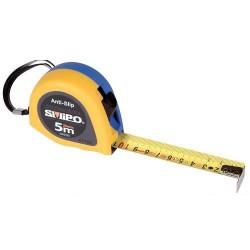 Flessometro gommato 13mm 2m antiscivolo