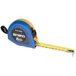 Flessometro gommato 19mm 3m antiscivolo
