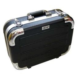 Valigia portautensili in abs con spingoli rinforzati chiusura a chiave
