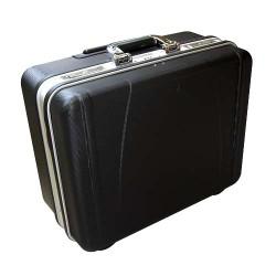 Valigia in abs con trolley chiusura a combinazione 482x235x373 mm