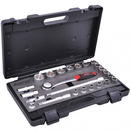 Ltf set chiavi a bussola 24 pezzi in valigetta for Bussola amazon