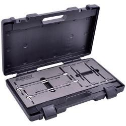 Set 8 chiavi a 't' esagonali in valigetta