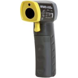 Termometro portatile infrarossi con puntatore laser per rilevazioni a distanza
