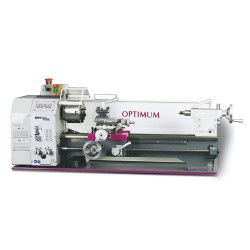 Tornio parallelo 125x500 mm