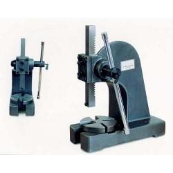 Pressa manuale universale max altezza pezzo 195 mm
